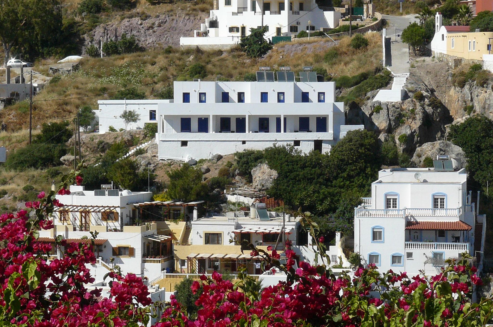 Dp asterias b b a leros in grecia il piccolo hotel for Il piccolo hotel progetta le planimetrie